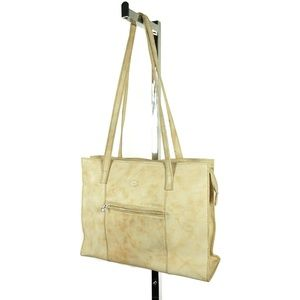 Tornabuoni Shoulder Tote Handcrafted In Italy